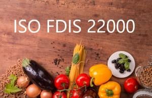 ISO FDIS 22000